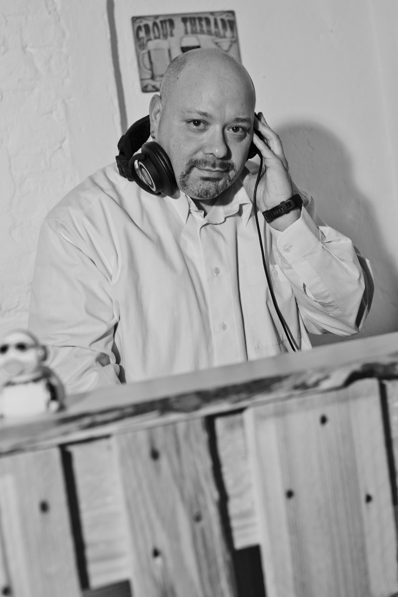 Deejay Tony P mixt auch auf Eurer Party