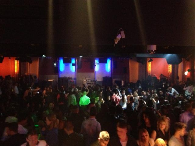 Auch bei großen Events sorge ich für große Stimmung | DJ Tony P