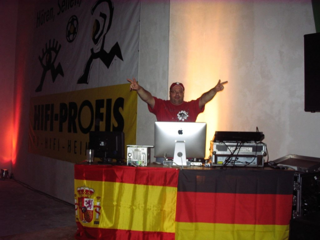 WM-Fußball - Sommerfest - Party | DJ TONY P