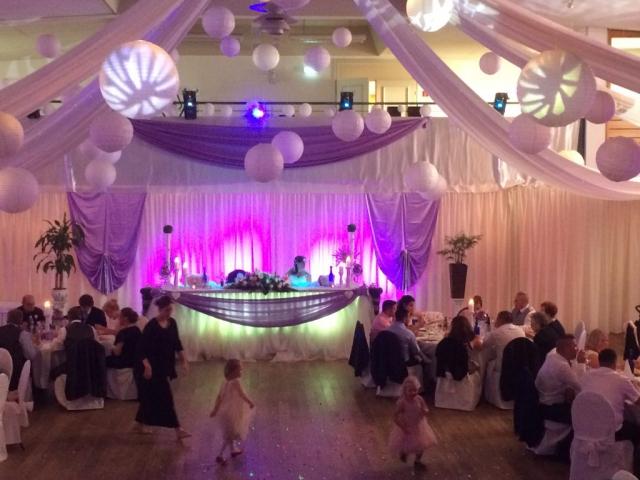 Hochzeit in weiß - Hochzeitsparty | DJ TONY P