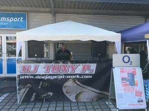 Media Markt Event mit Deejay Tony P