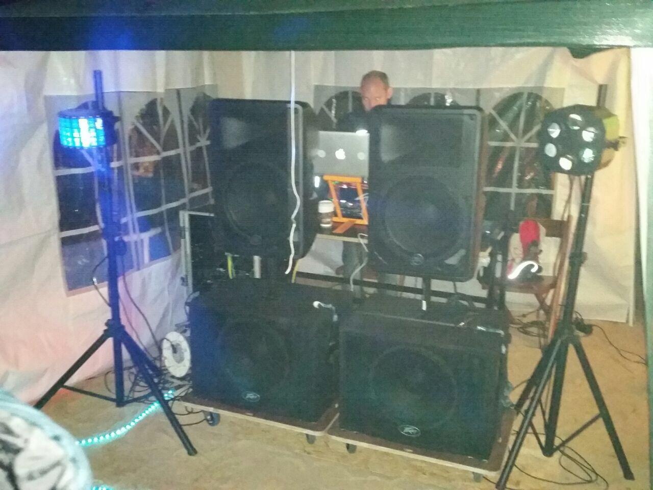 Technik für Events bis 5000 Gäste - Event - Party | DJ TONY P