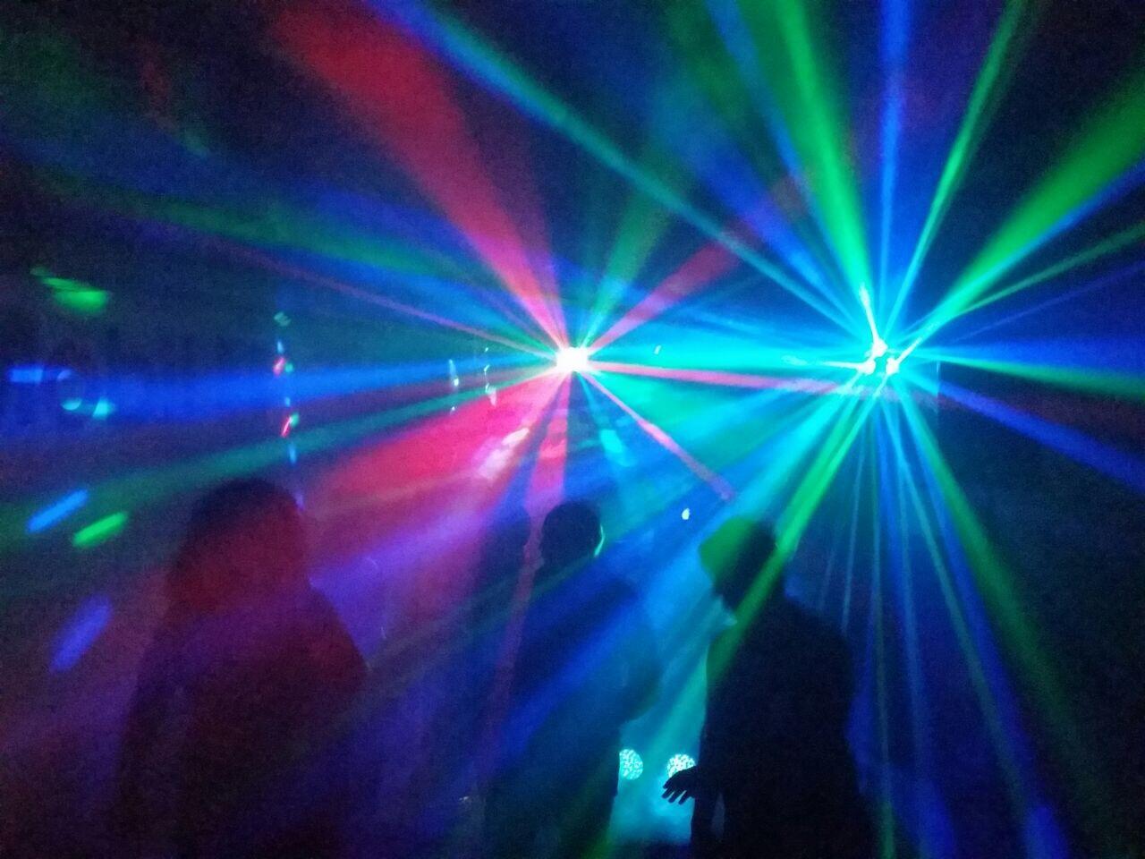 Light - Music - Party | DJ TONY P