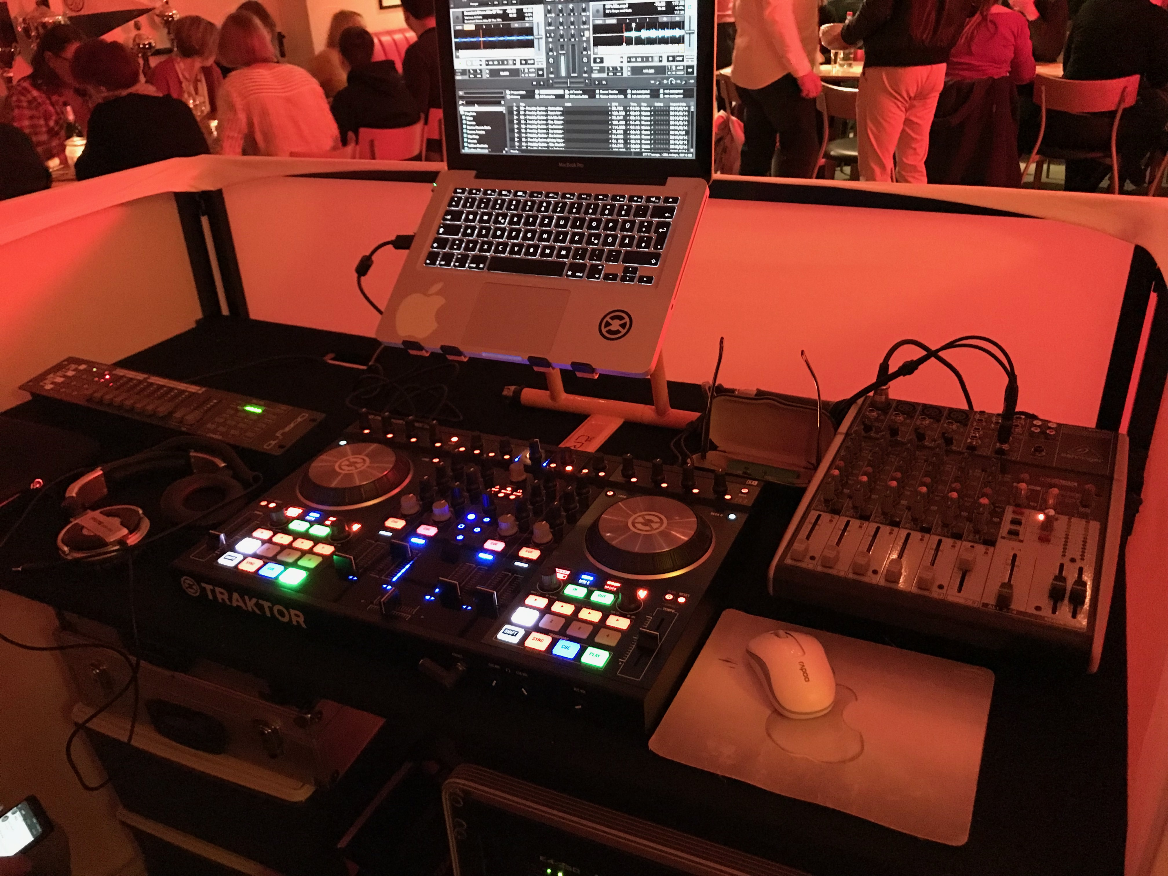 Hochzeiten - Events und Geburtstagsparties mit DJ TONY P