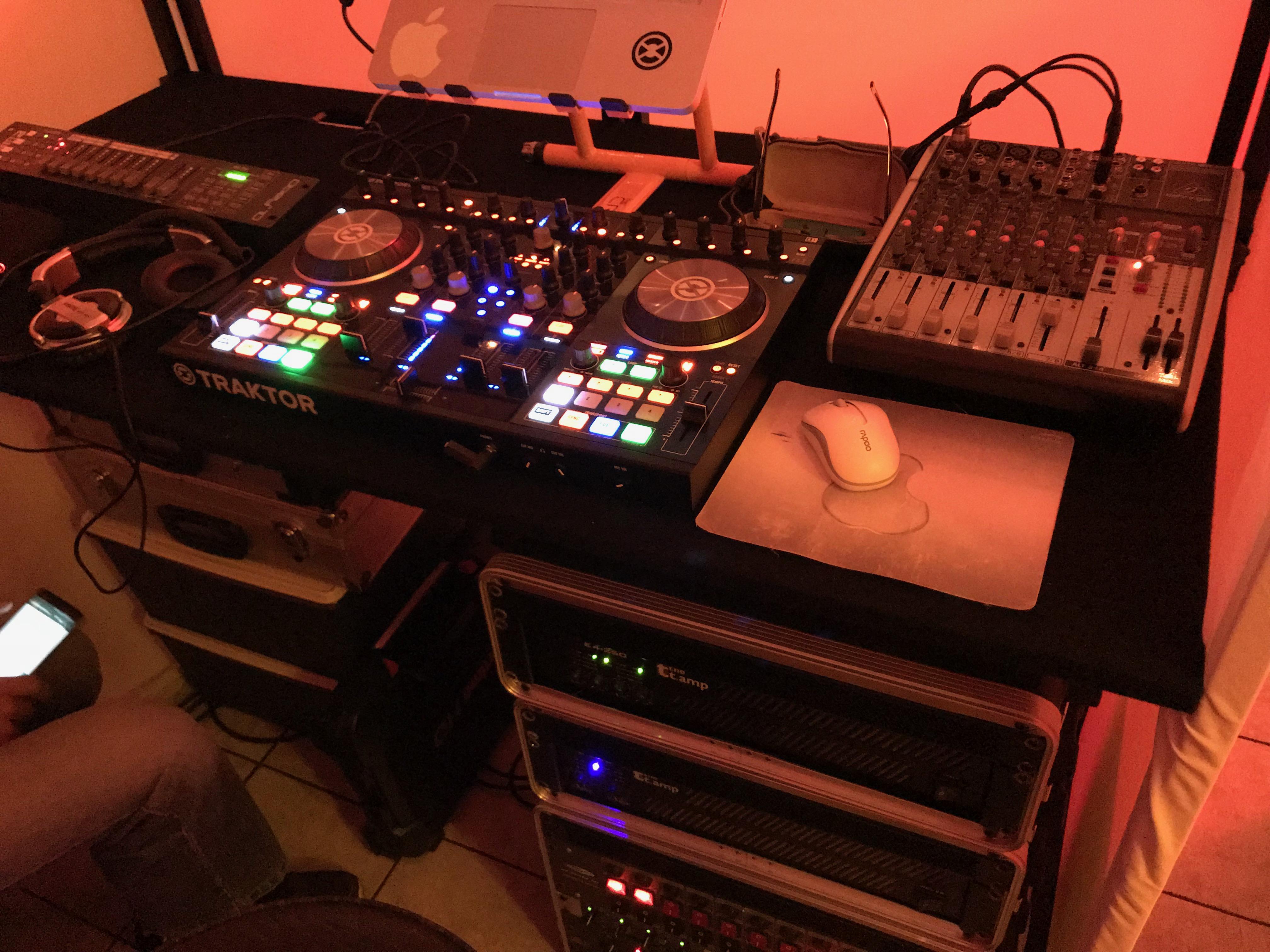 Platz ist in der kleinsten Hütte  - Event | DJ TONY P