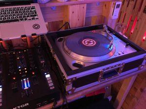 Auflegen mit Vinyl - Event & Party | DeeJay Tony P