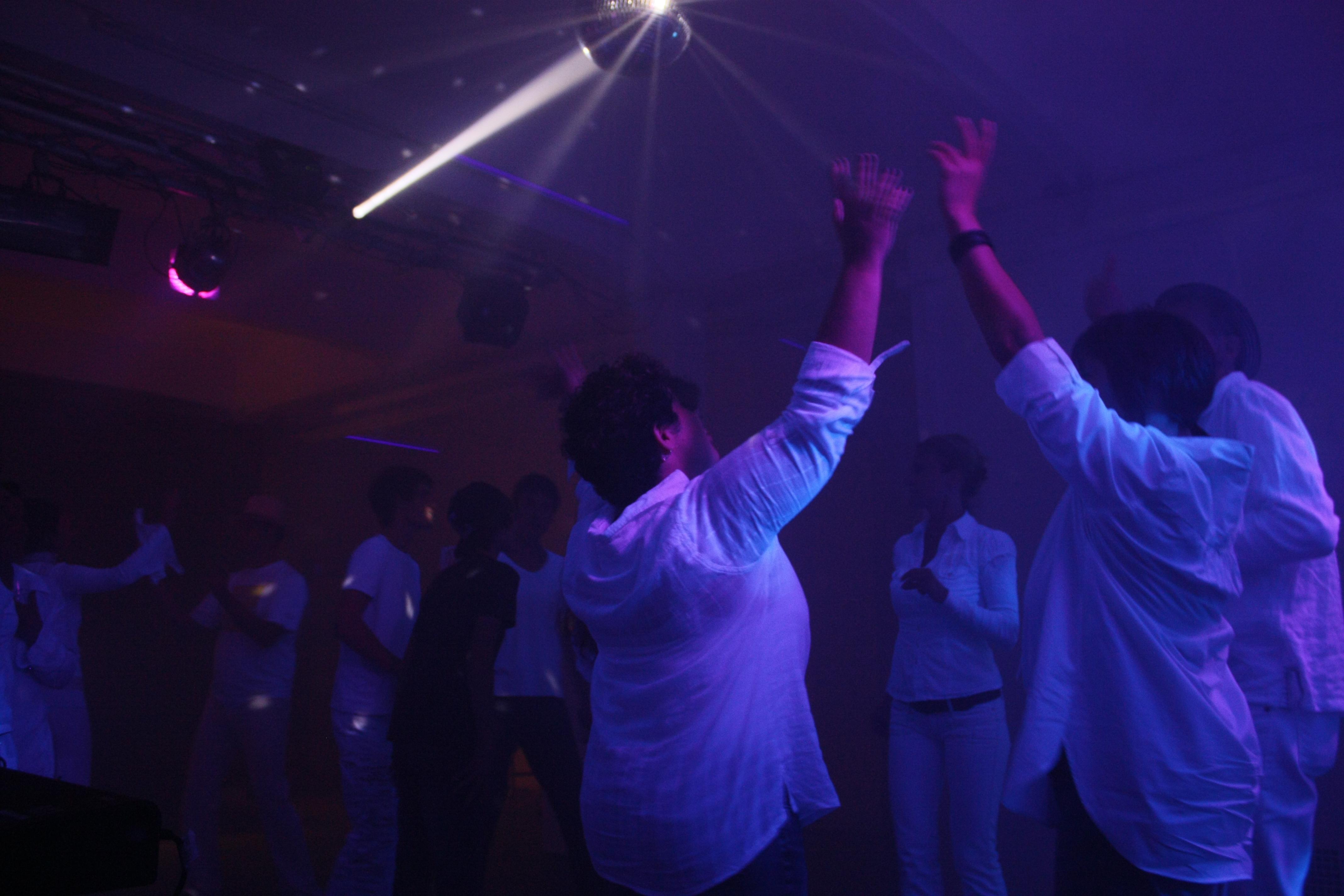 All White Party - Geburtstag - Hochzeit - Party | DJ TONY P