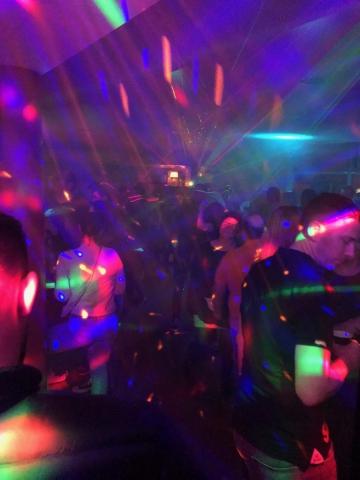 Music - Light - Dance - Party | DJ TONY P