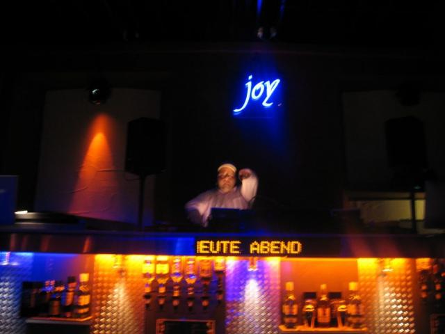 Discothek Joy - Party | EventDJ TONY P